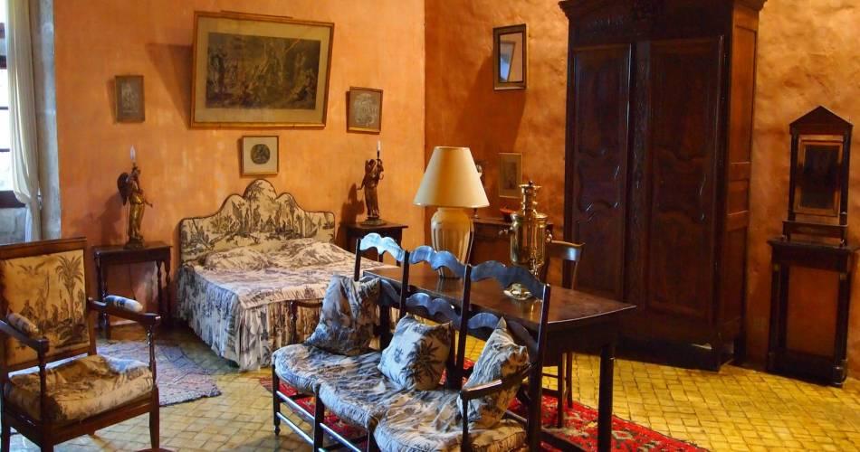 Château de Lourmarin@Droits gérés Fondation Vibert