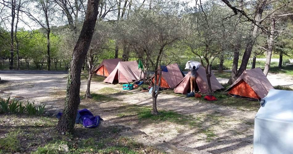 Camping Intercommunal Les Royères du Prieuré@Les Royères du Prieuré