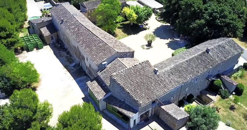 Domaine du Moulin à huile Saint Augustin@Moulin Saint Augustin