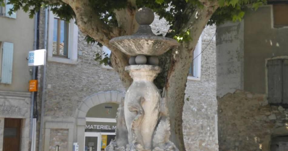Géocaching au départ de Vaison la Romaine@office de Tourisme de Nyons