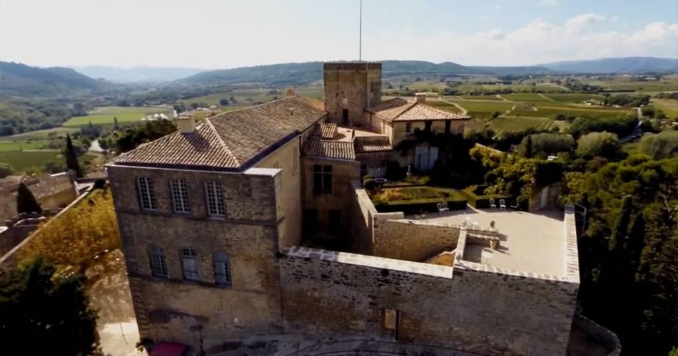 Ansouis@Château d'Ansouis