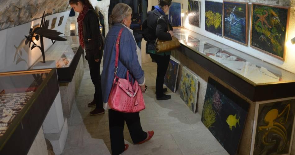 Musée Extraordinaire@Droits gérés OT LUB - musee_extraordinaire_ansouis_luberon_mazoyer