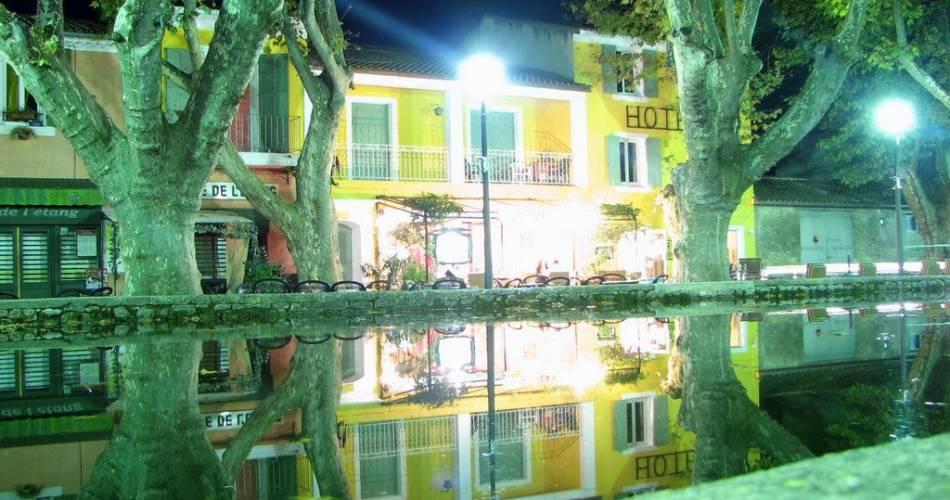 Hôtel de L'Etang@Droits gérés Coll. Logis de France
