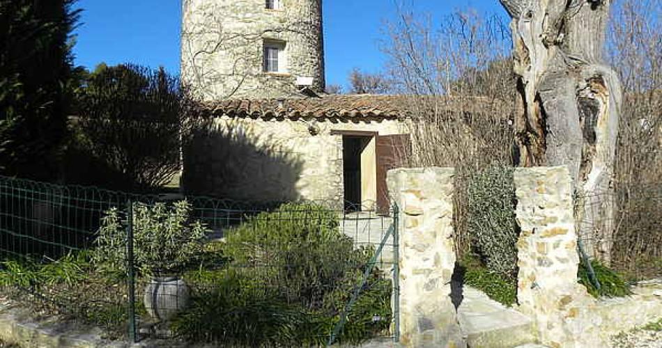 Le Pigeonnier du Moulin de Marchand@Droits Gérés Mme. Coast