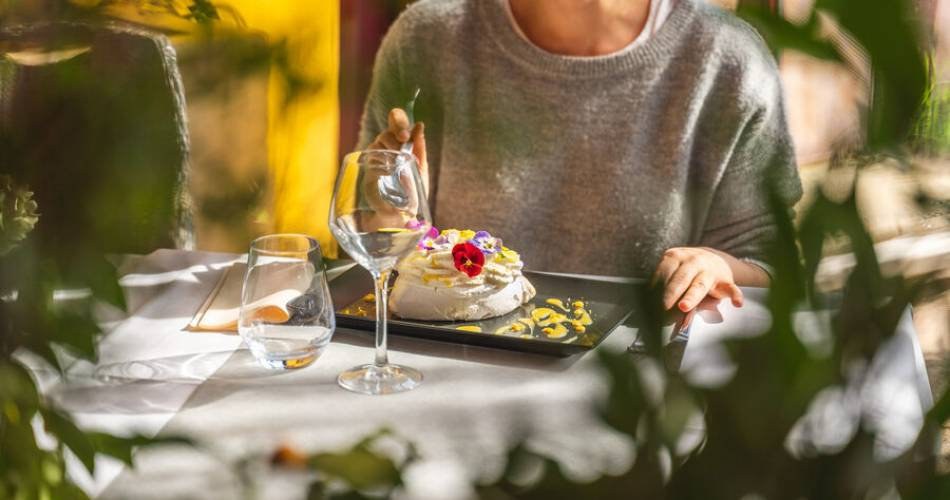 Restaurant La Terrasse d'Olivier@La terrasse La Bastidonne