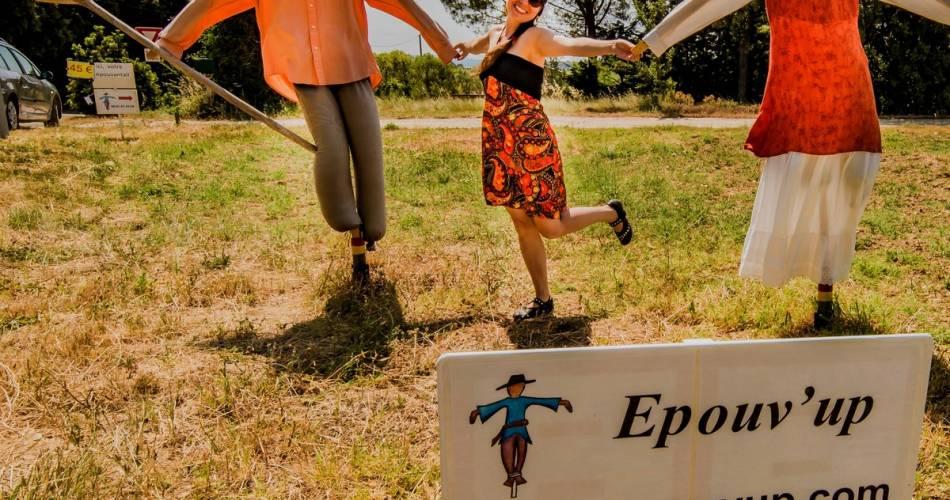Epouv'Up - Les Epouvantails@Droits gérés OT LUB