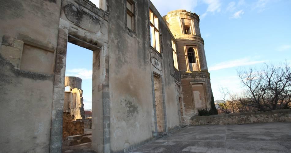 Château de La Tour d'Aigues@Droits gérés OT LUB - chateau_tour_d_aigues