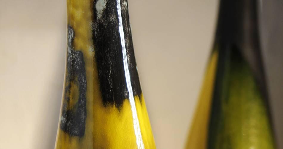 L'Atelier Céramique - Muriel Lacaze@assiette Muriel Lacaze La tour d'Aigues
