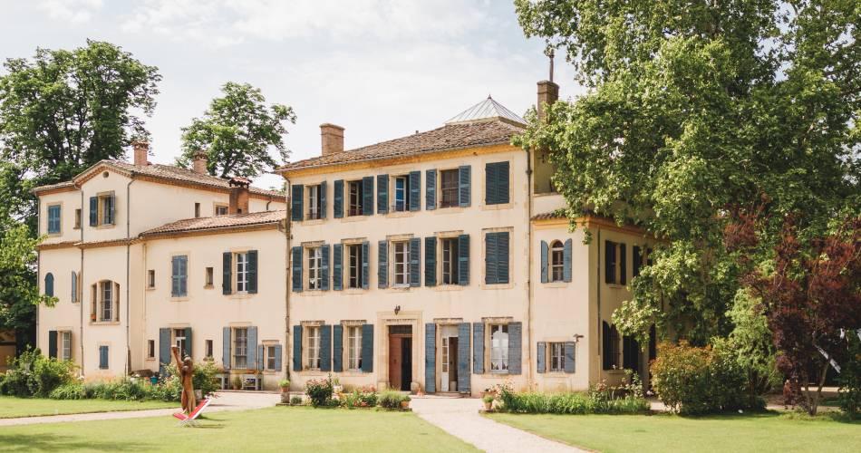 Château de Clapier@Château Clapier
