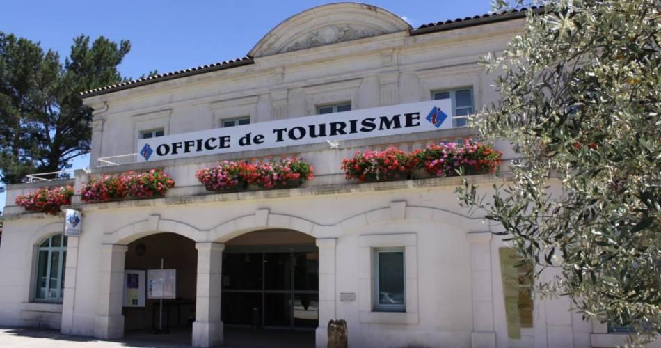 Office de Tourisme Pays de Grignan - Enclave des Papes : Bureau de Valréas@Muriel Pellegrin