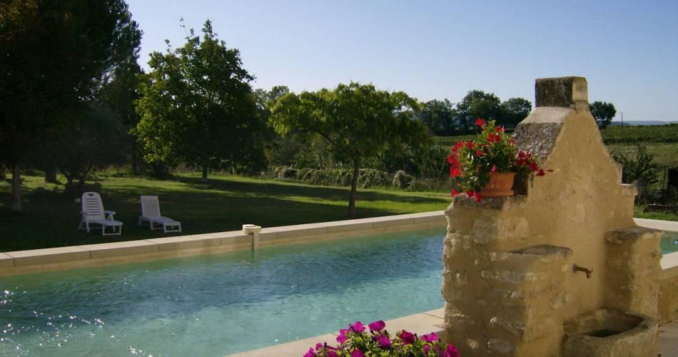 Florence Coulange - Le Vignoble en Luberon@C. Coulange