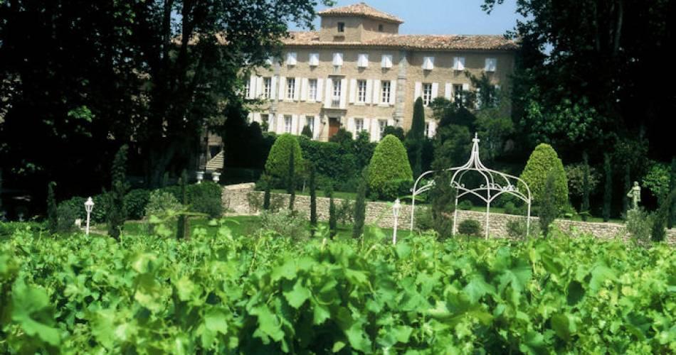 Foire aux vins au Château Pesquié@Droits gérés Hervé Fabre