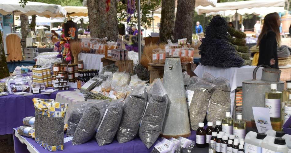 Abgesagt - Lavendelfest@Droits gérés LEF