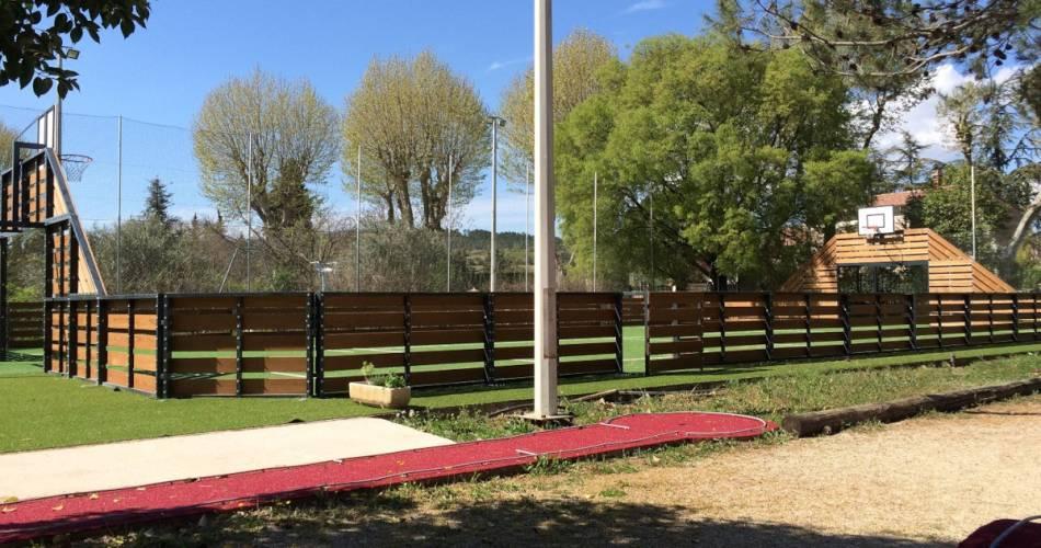 Camping les Verguettes@Camping les Verguettes