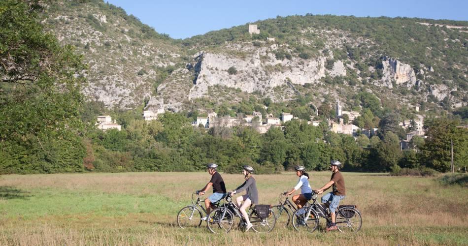 Circuit Vélo - Les Gorges de la Nesque@CoVe SMAEMV C. Constant