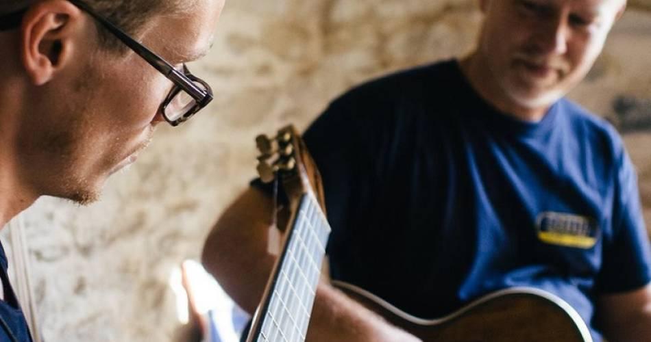 Maître artisan luthier Christopher Schuetz@C. Schuetz