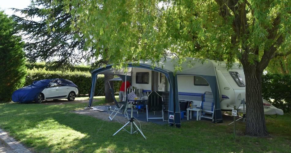 Camping Le Brégoux@Camping Le Brégoux