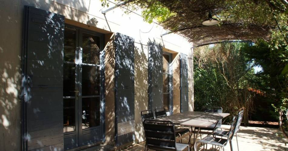Chez Marius - Montmirail@Clévacances