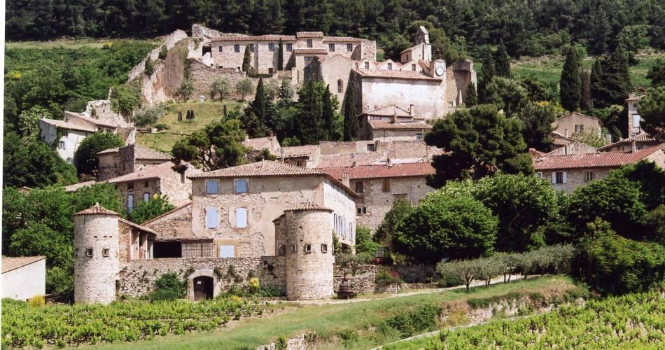 32 - The landscapes of the Côtes du Rhône@Droits libres principale