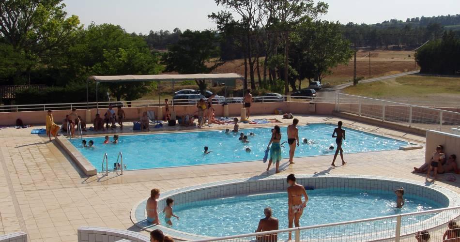 Camping Municipal la Pinède@Droits gérés