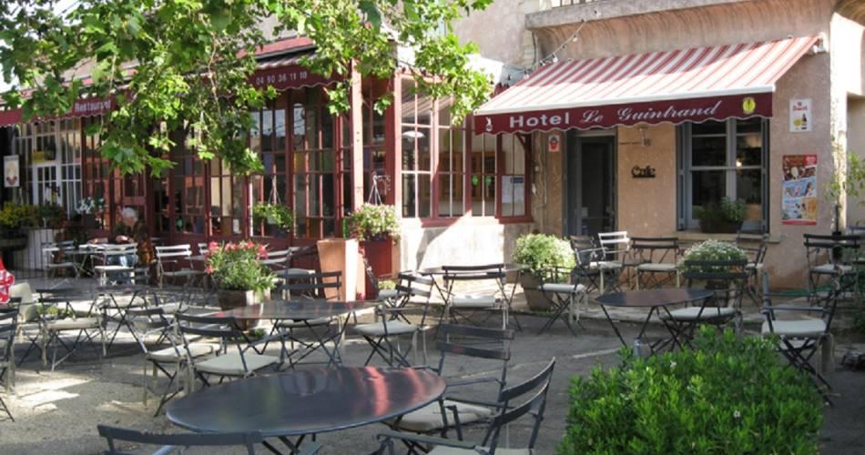 Hôtel Restaurant Le Guintrand@le Guintrand