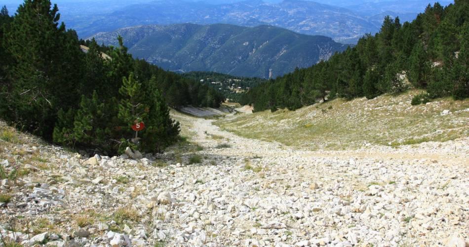 Le Mont-Ventoux@Droits gérés A. Hocquel / Coll. ADT