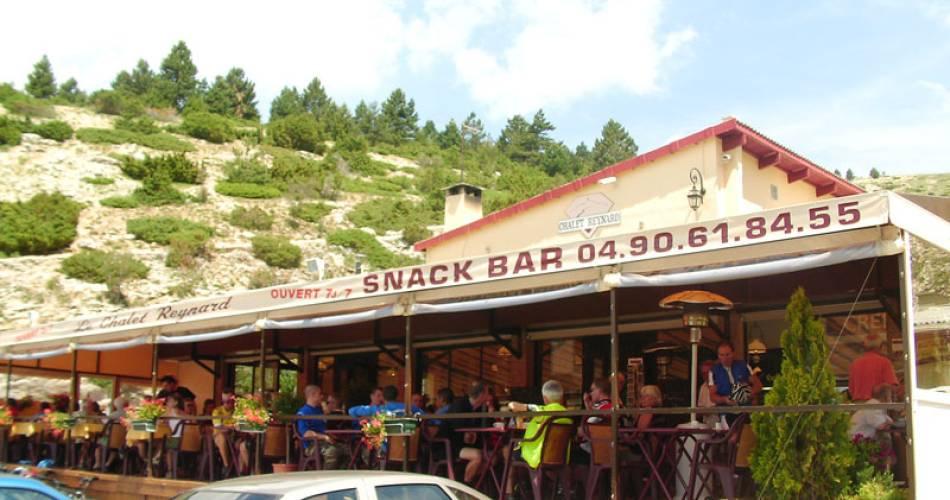 Restaurant Le Chalet Reynard@Droits gérés