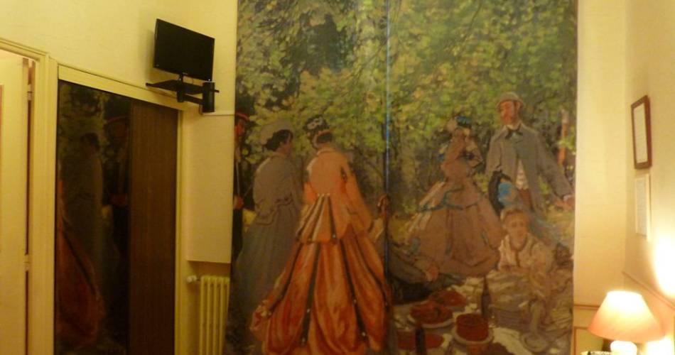 Hôtel du Fiacre@Droits gérés Marie-Jeanne Cazeaux