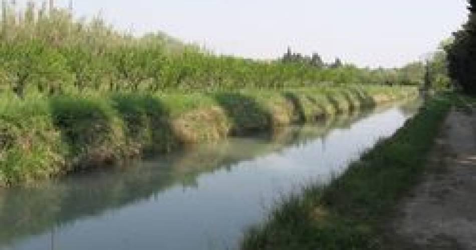 Canal de Carpentras@Bureau d'information touristique de Carpentras