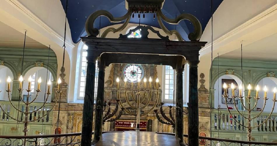 La Synagogue de Carpentras@VPA / A. Hocquel