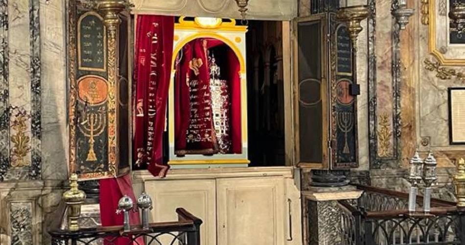 La Synagogue de Carpentras@Droits gérés A. Hocquel / Collect ADT