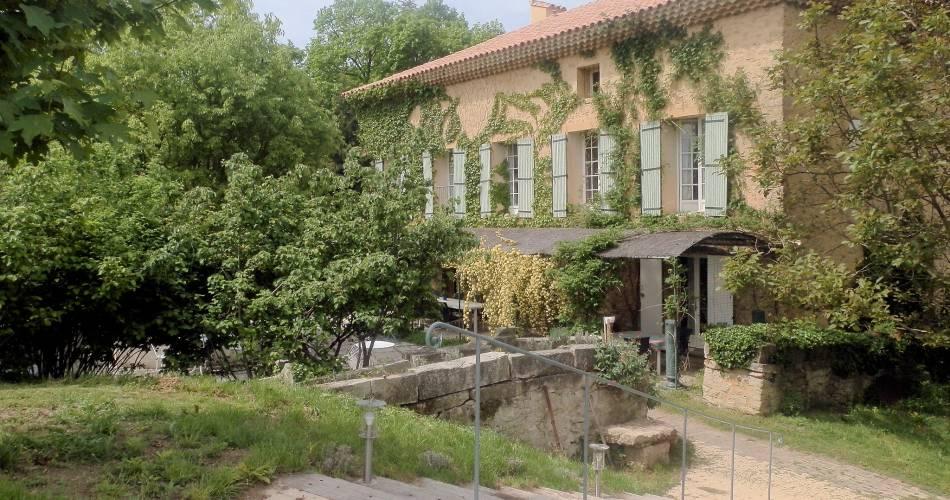 Moulin d'Antelon@V. Ricquart