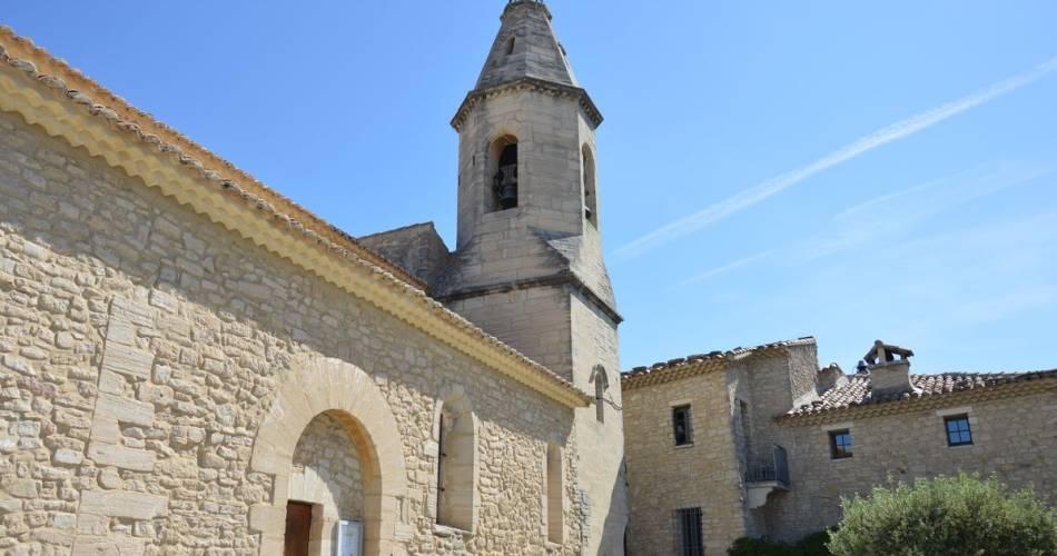 Le village de Crillon-le-Brave@Steph M. Ventoux Provence