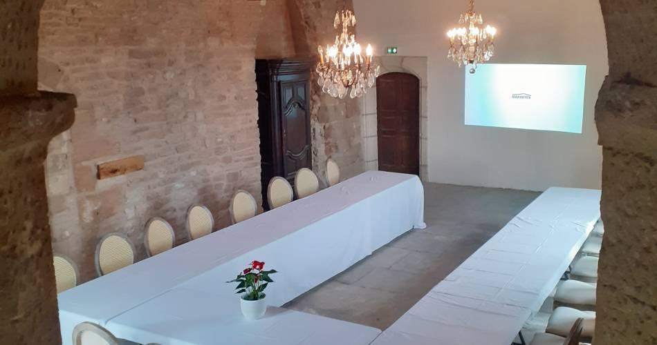 Le Barroux Castle@Droits gérés Benoit Dignac