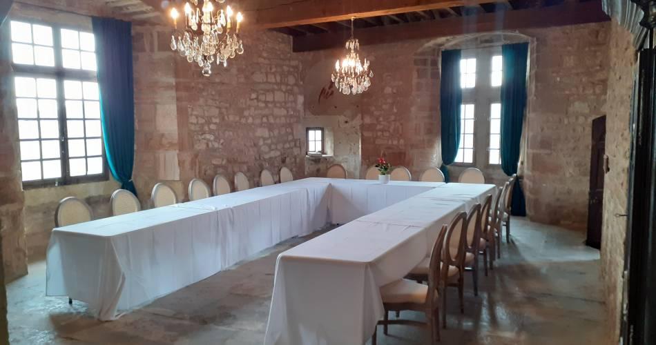 Le Barroux Castle@Droits gérés Jean Louis Zimmermann