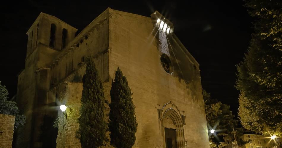 Eglise Saint-Michel@OT Malaucène