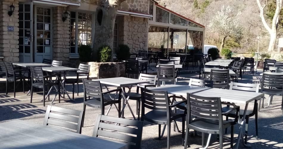 Restaurant la Source du Grozeau@La Source du Grozeau