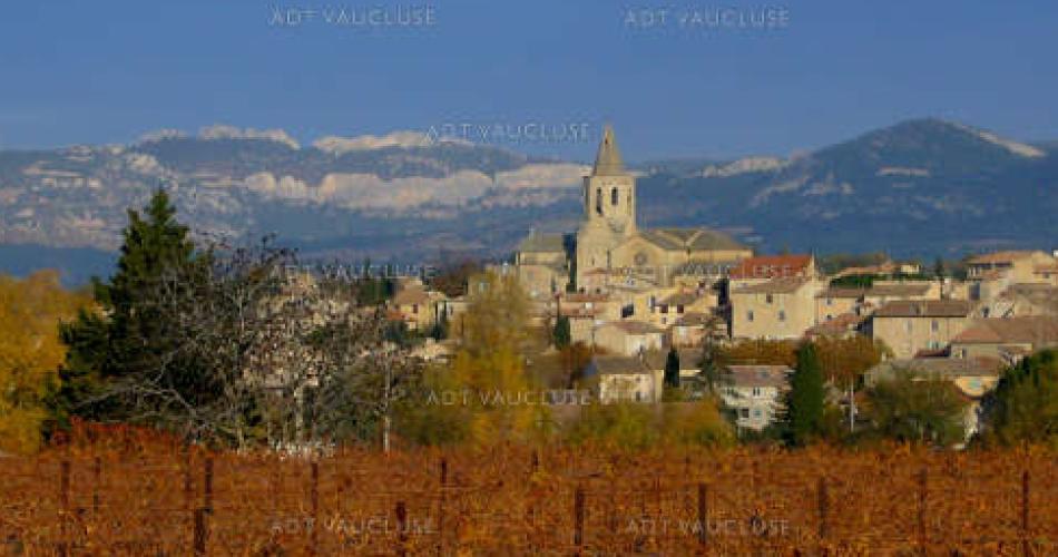 Le Mont Ventoux@Droits gérés ADT Vaucluse coll. Dignac/Benoit