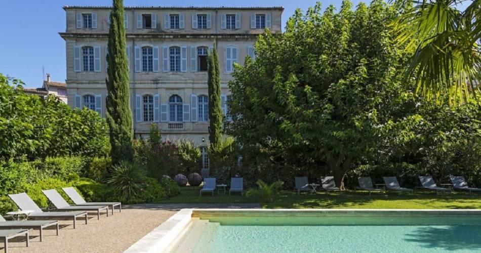 Der Château de Mazan@Droits gérés Bruno Preschesmisky