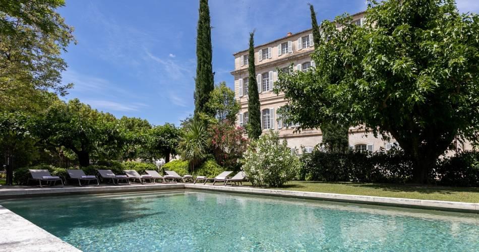 The Château de Mazan@Maud Delaflotte