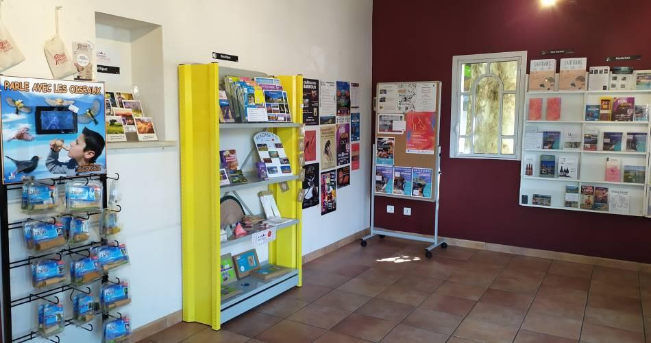 Bureau d'information touristique de Sarrians@Ventoux Provence