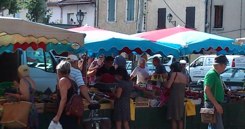 Marché provençal@Droits gérés SG