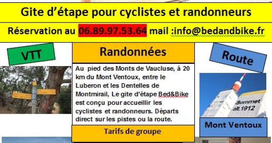 Bed and Bike@Droits gérés Olivier Brochery