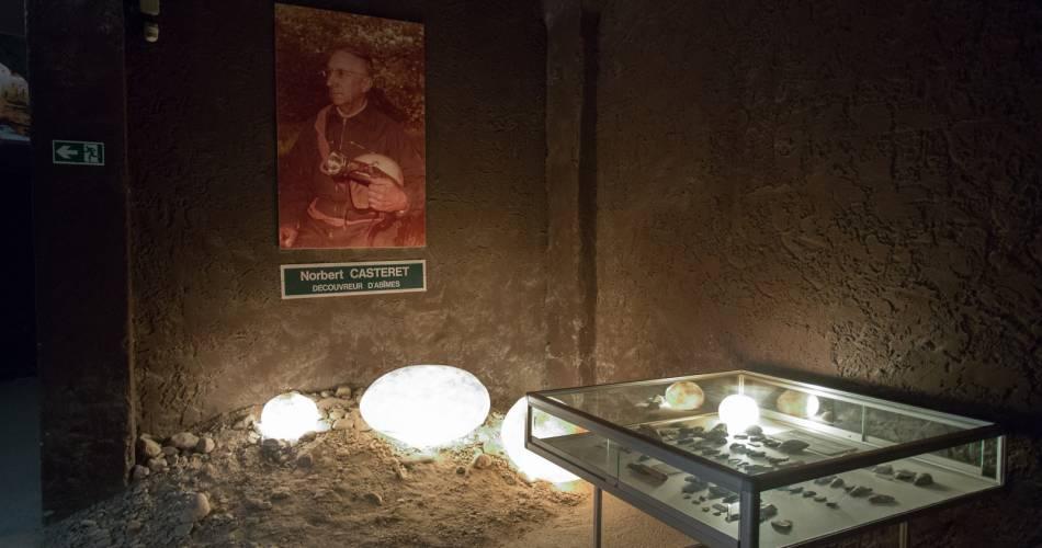 Musée du Monde Souterrain Collection Norbert Casteret@HOCQUEL Alain - Vaucluse Provence