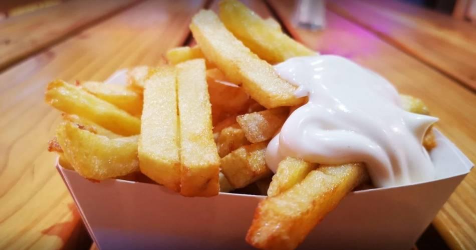 Fritkot@Droits gérés OTI - frite, belge, le thor
