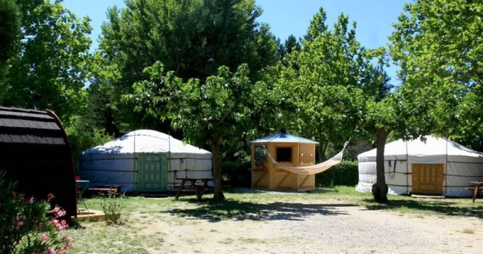 Camping La Sorguette@Emilie Hédiard