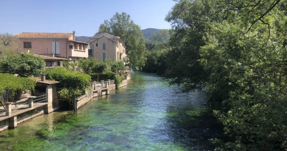 From the Source to the Comtadine Venice@Isle sur la Sorgue Tourisme