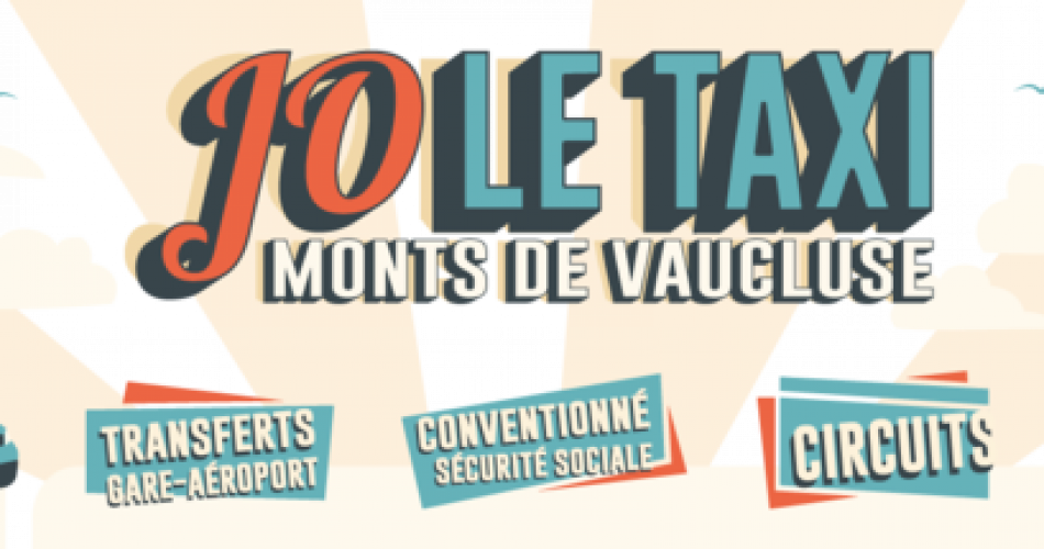 Taxis Monts de Vaucluse@Taxi Vaucluse