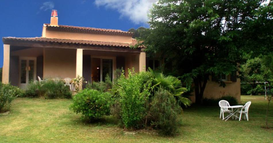 La Villa de Saumane@Clévacances