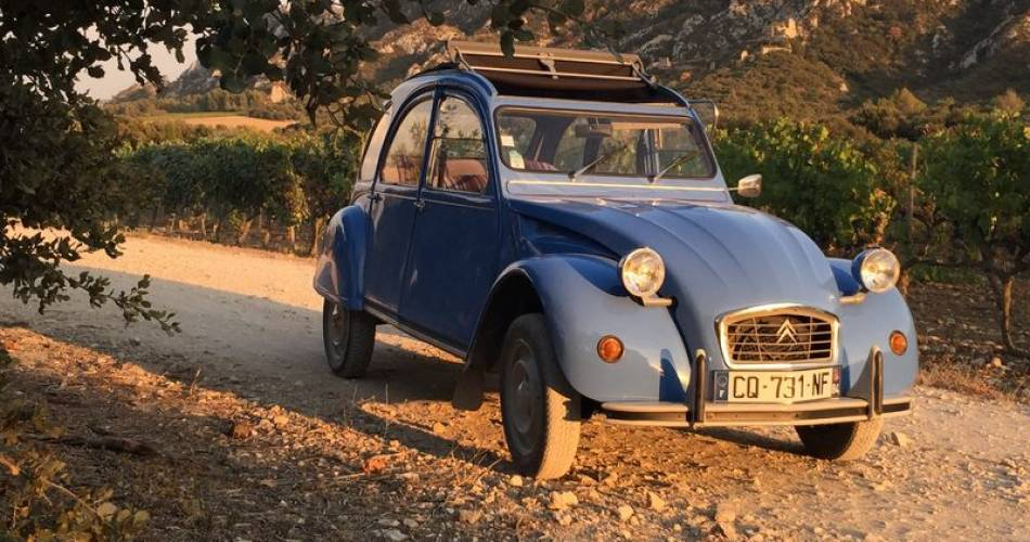 2cv en Provence Location@Droits gérés 2cv Provence Location